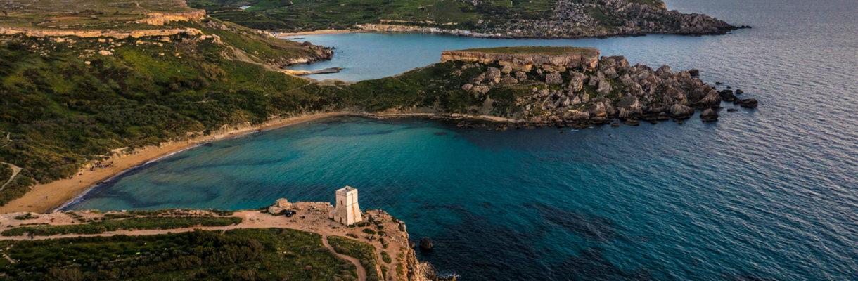 La isla de Malta
