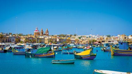 Puente de diciembre en Malta