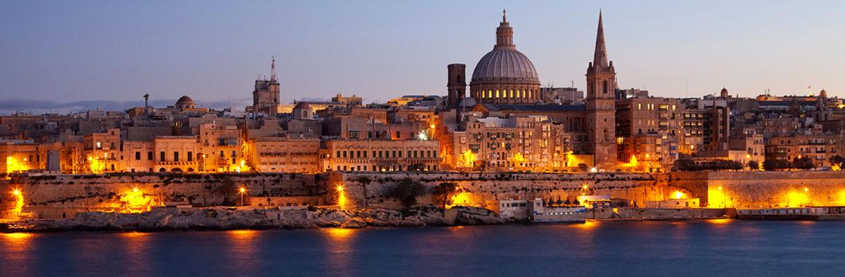 Valletta, la capital barroca de Malta