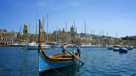 Circuito por las Islas de los Caballeros de la Orden de Malta