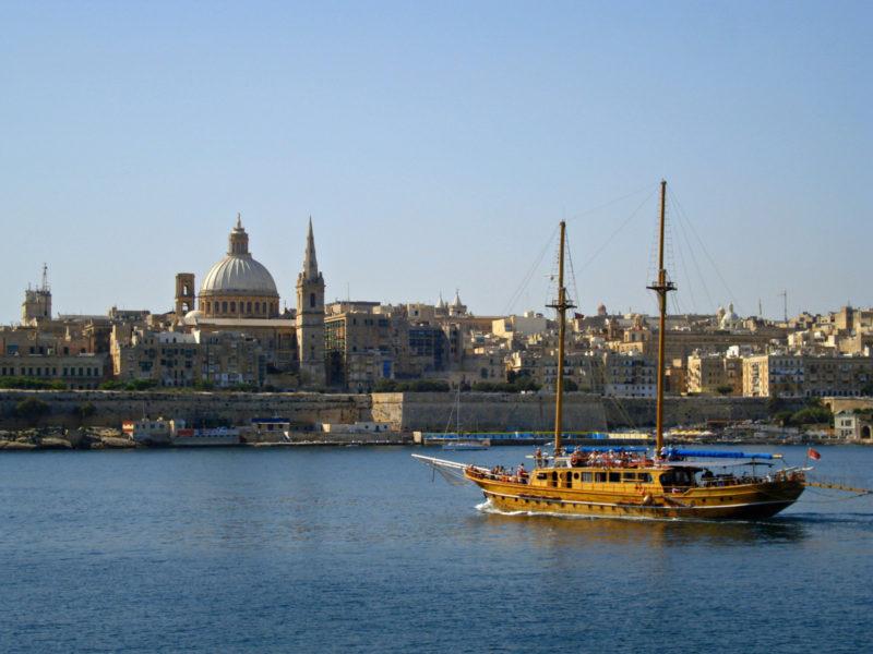 Malta al completo – vuelo + 4 noches