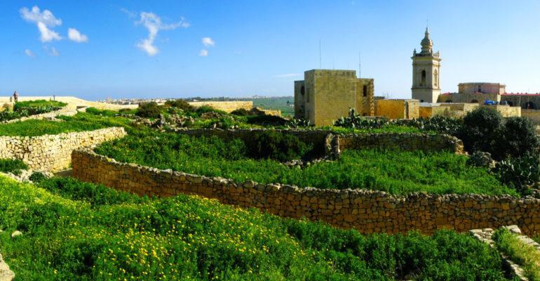 La isla de Gozo