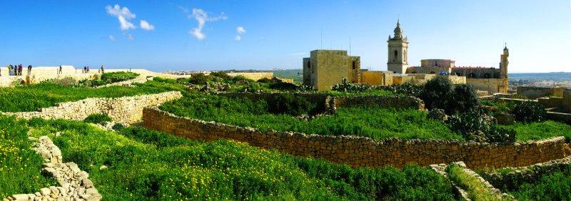 Inglés para adultos en la isla de Gozo, Malta