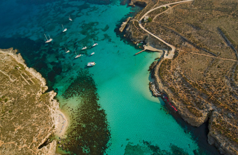 Malta – vuelo ida y vuelta
