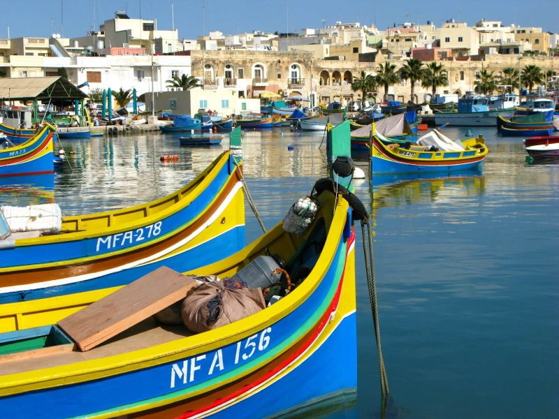 Malta, la joya del Mediterráneo.