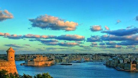 Circuito en todo Malta.