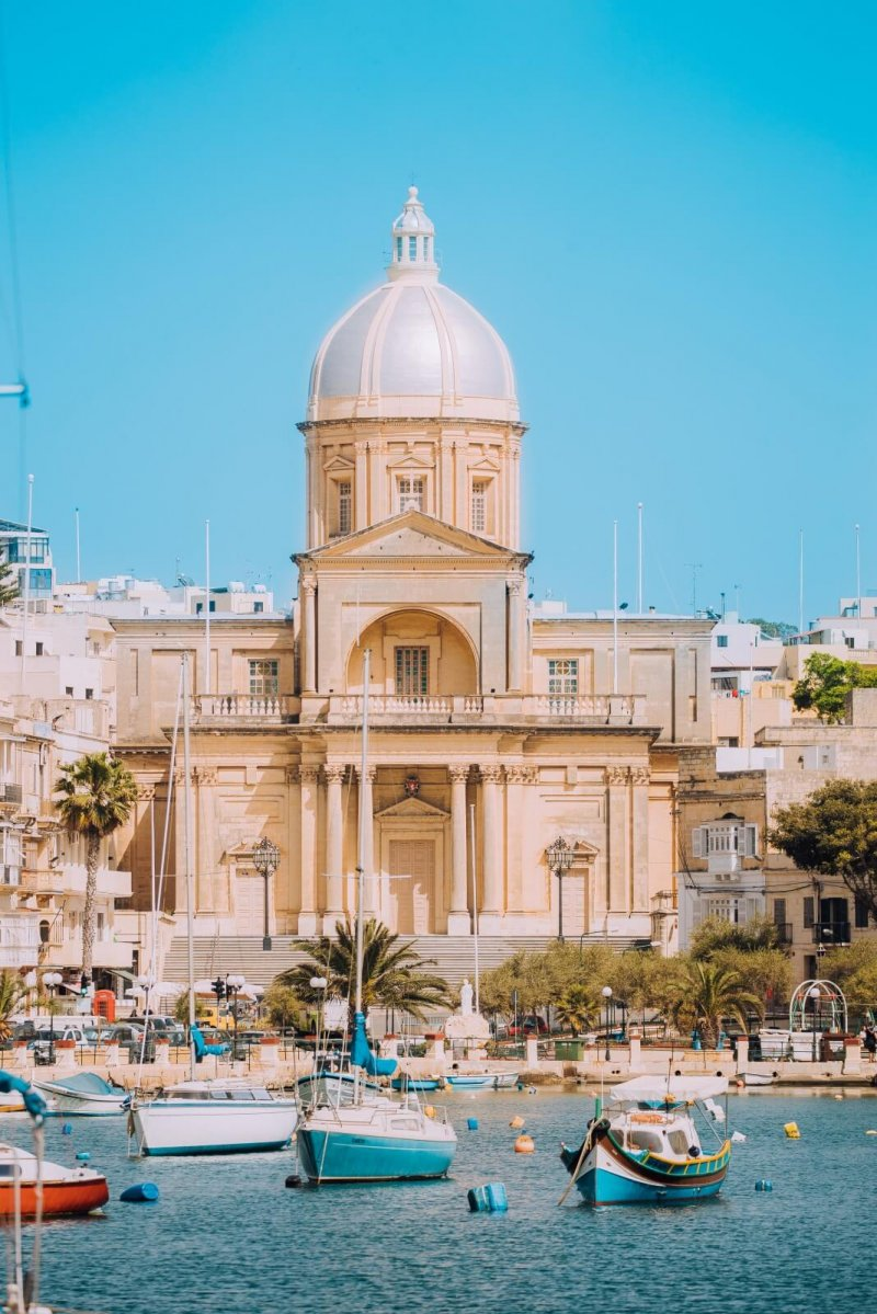 Ruta en coche de 8 días por Malta