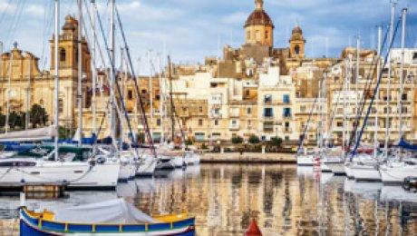 Vuela a Malta desde Madrid