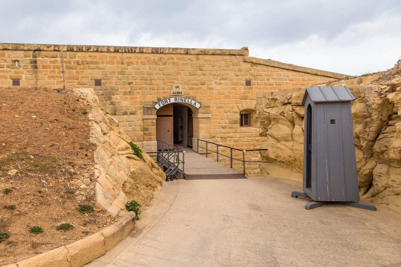 Excursión al Fuerte Rinella