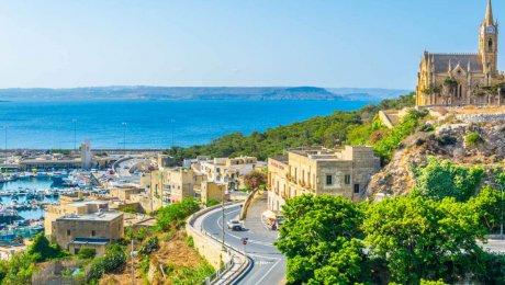 Excursión a Gozo