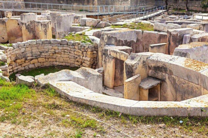Templos de Hagar Qim, Gruta Azul y Marsaxlokk