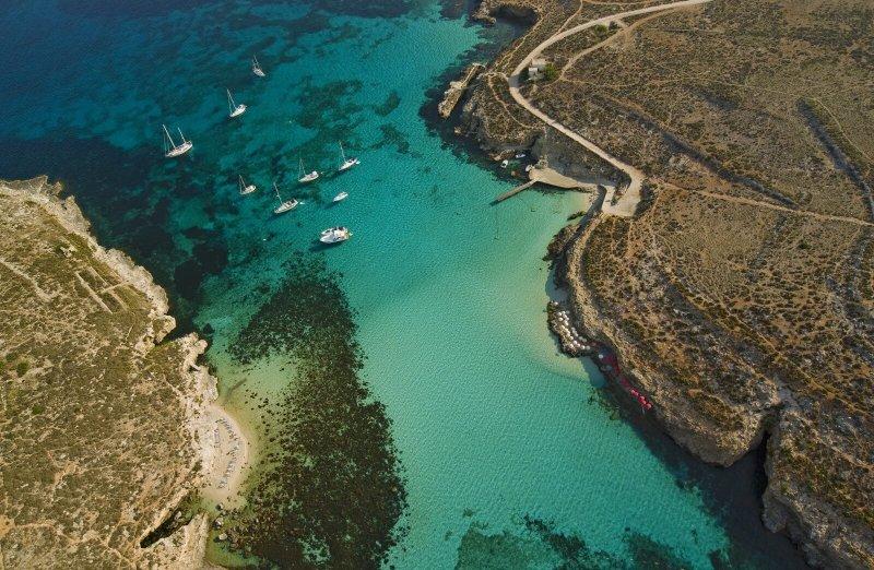 Circuito Malta, La Luz Mediterránea
