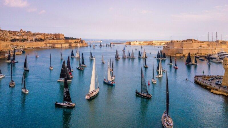 Vuelo Barcelona-Malta – Ryanair